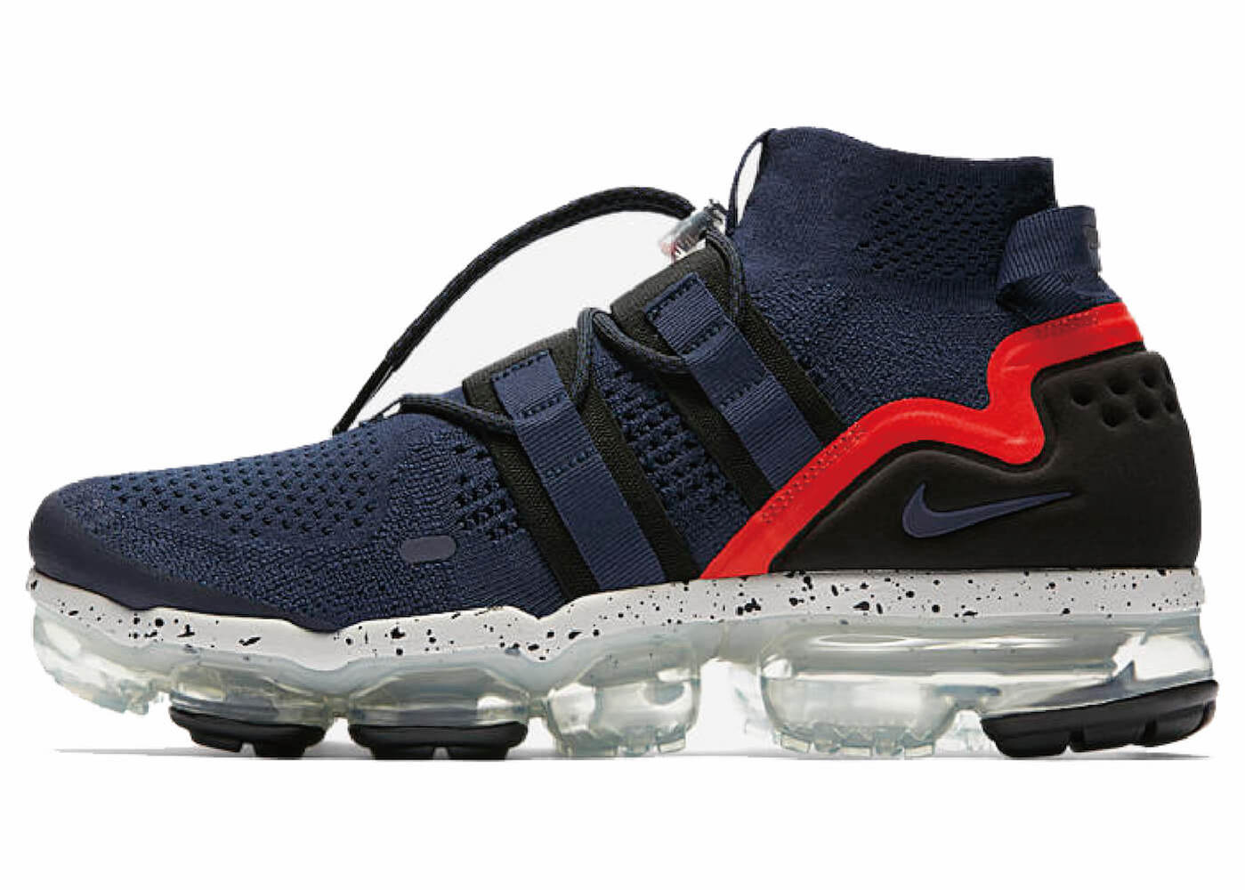 AIR VAPORMAX UTILITY COLLEGE NAVYの写真