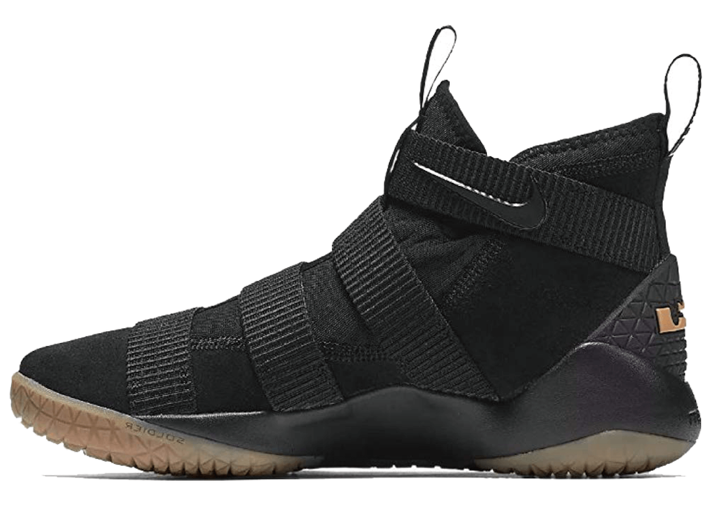 LeBron Zoom Soldier 11 Black Gumの写真