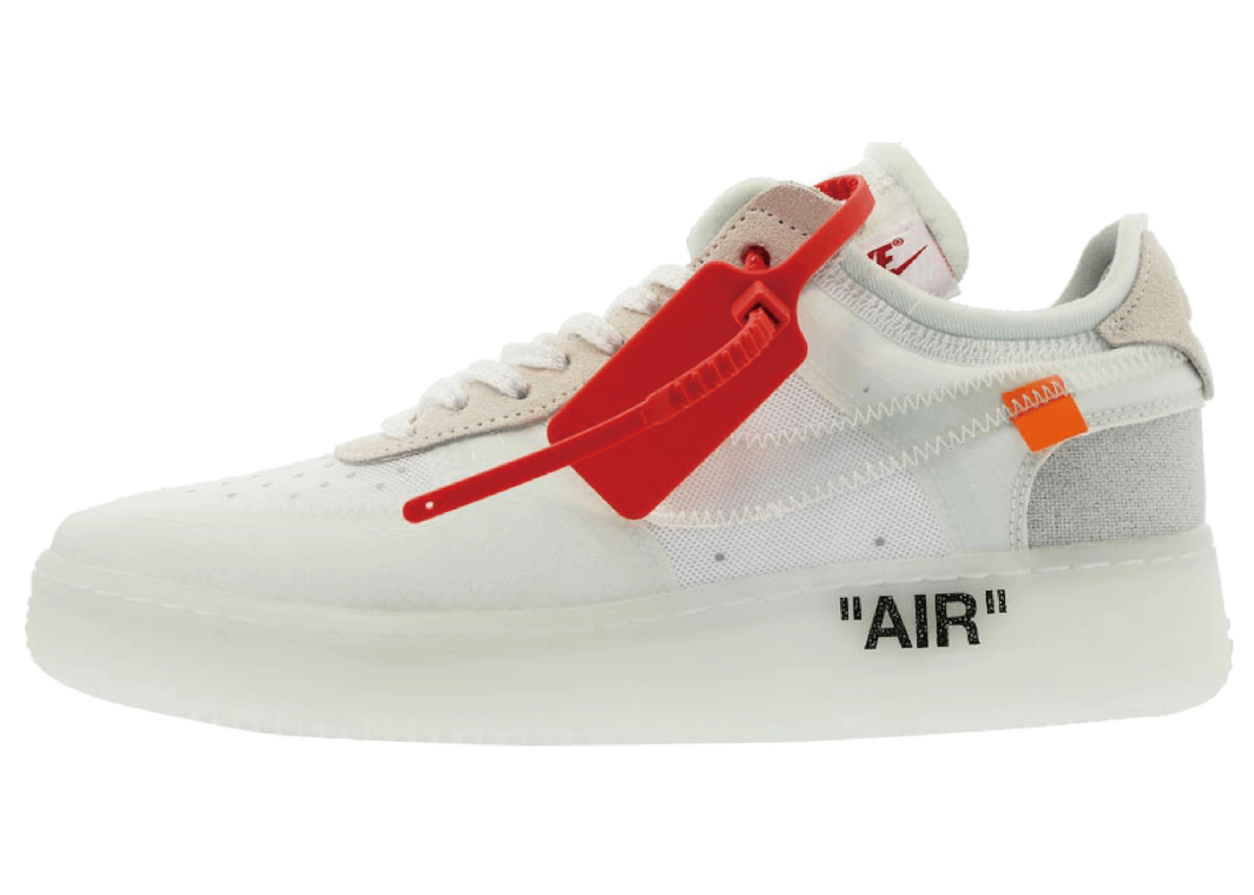 Air Force 1 Low Off-Whiteの写真
