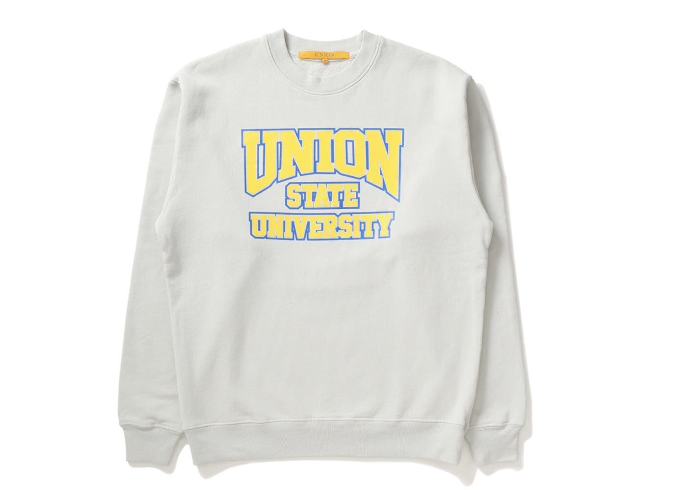 UNION State Crew Soft Greyの写真