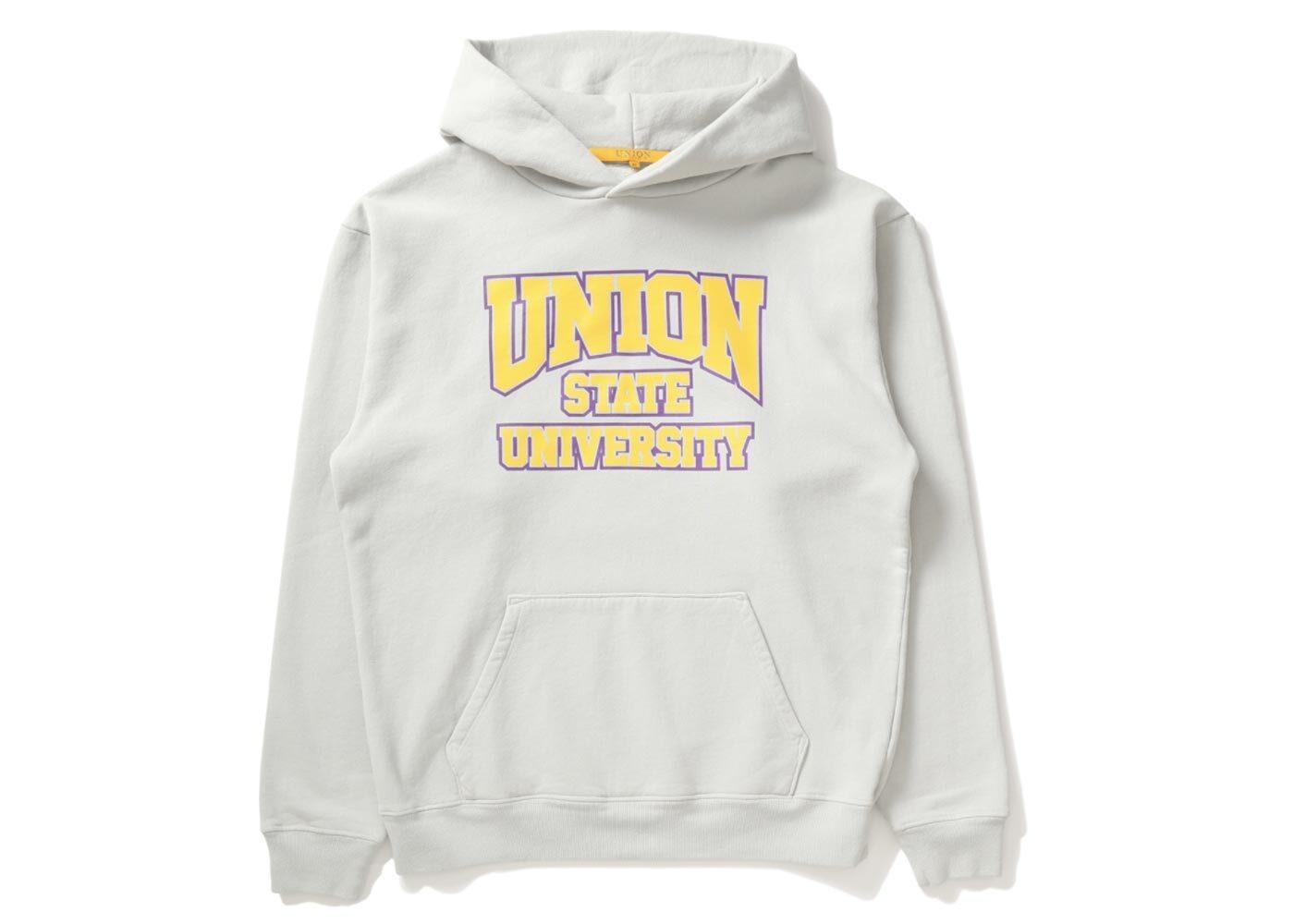 UNION State Hoodie Soft Greyの写真
