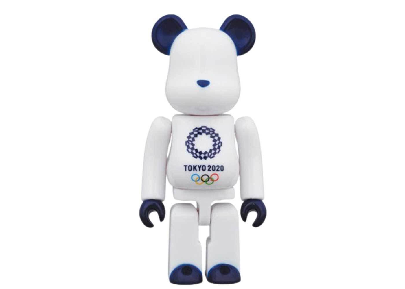 Be@rbrick Tokyo 2020 Olympic Emblem 100%の写真