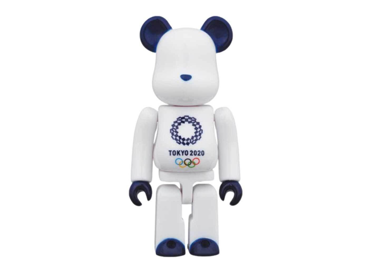 Be@rbrick Tokyo 2020 Olympic Emblem 400%の写真
