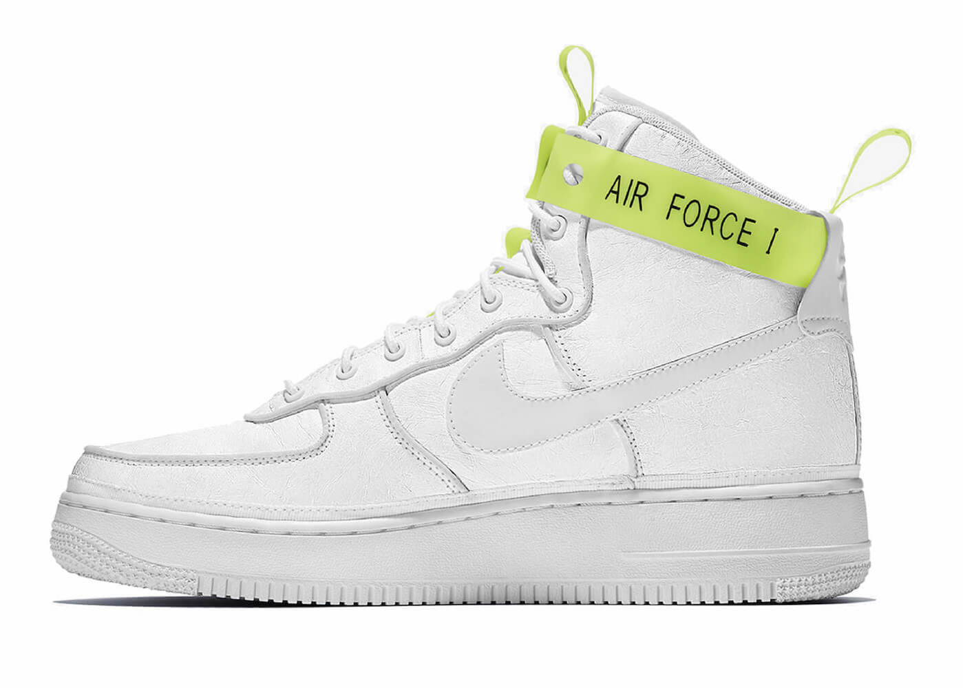 AIR FORCE 1 HIGH MAGIC STICK VIPの写真
