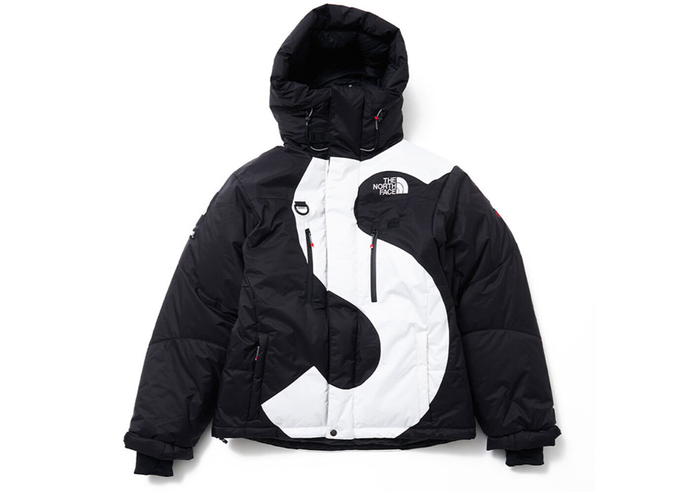 Supreme × The North Face S Logo Himalayan Parka Blackの写真