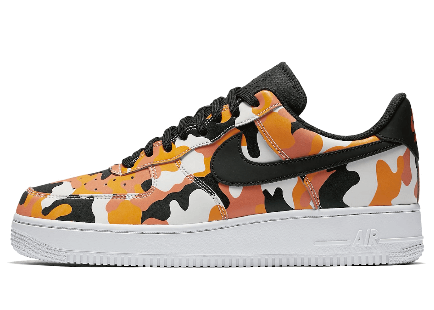 Air Force 1 Low Camo Orangeの写真