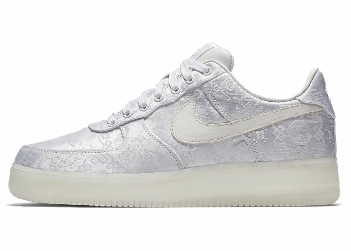 CLOT × NIKE AIR FORCE 1 PREMIUM SILKの写真