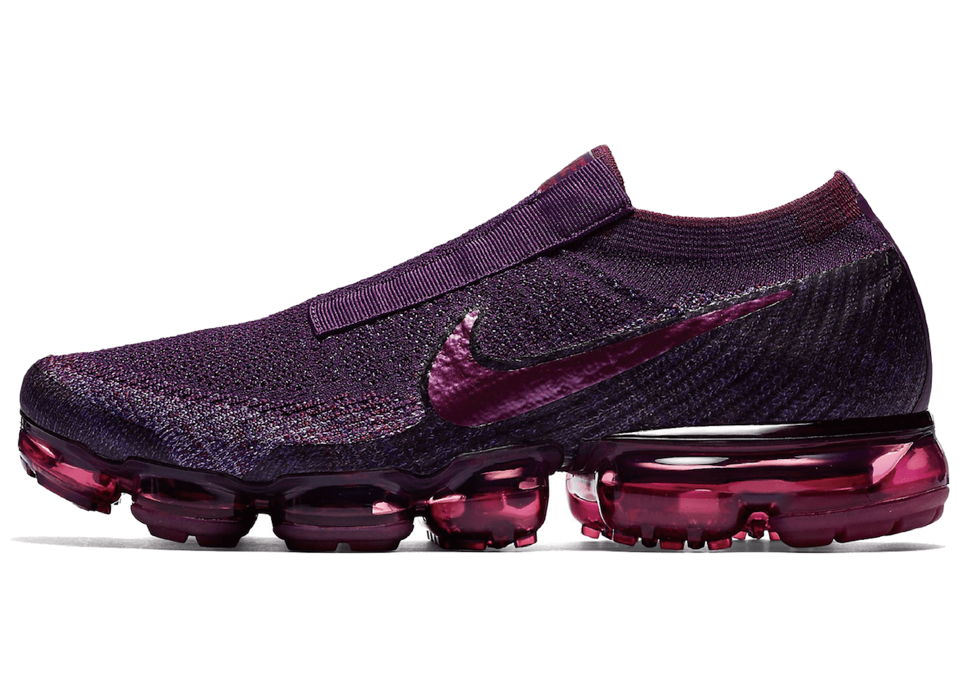 Air VaporMax SE Laceless Night Purpleの写真