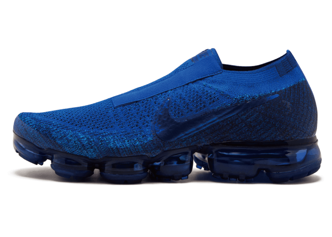 Air VaporMax SE Laceless Racer Blueの写真