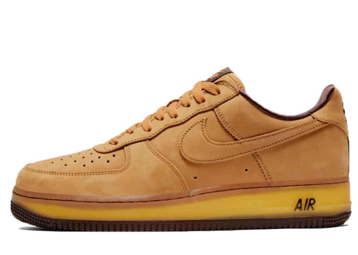 Nike Air Force 1 Retro SP Wheat Mochaの写真