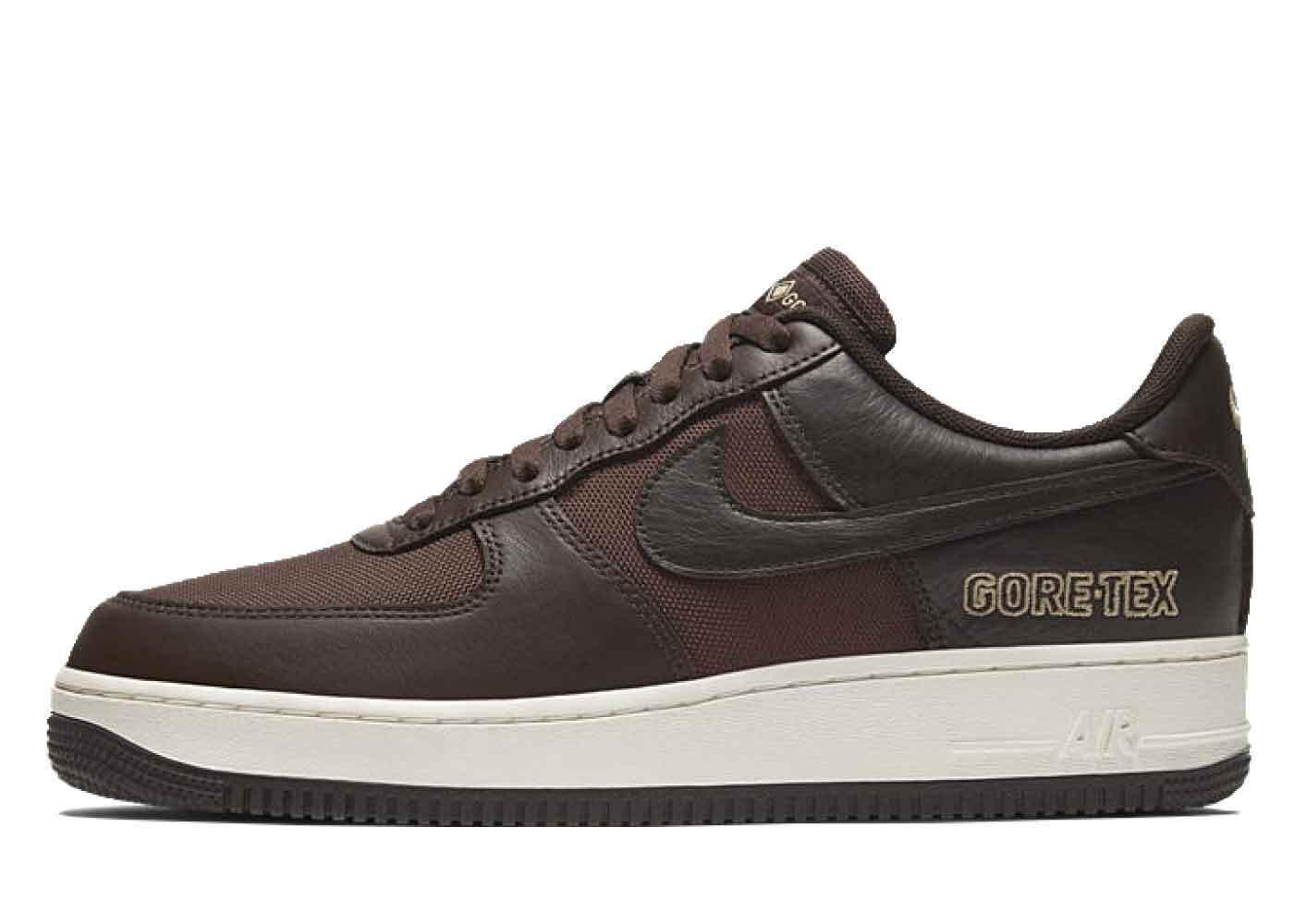 Nike Air Force 1 Gore-Tex Baroque Brownの写真