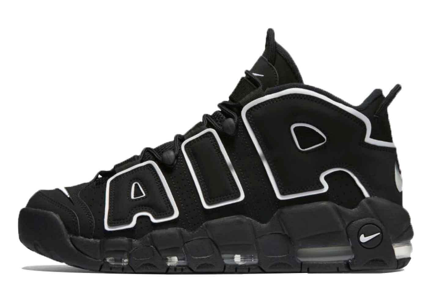 Nike Air More Uptempo Black (2020)の写真