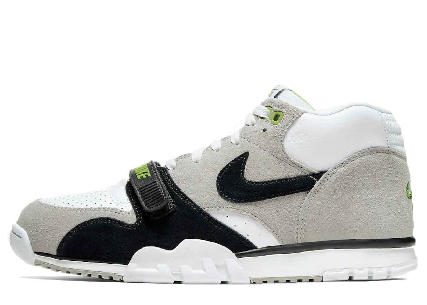 Nike SB Air Trainer 1 ISO Chlorophyllの写真
