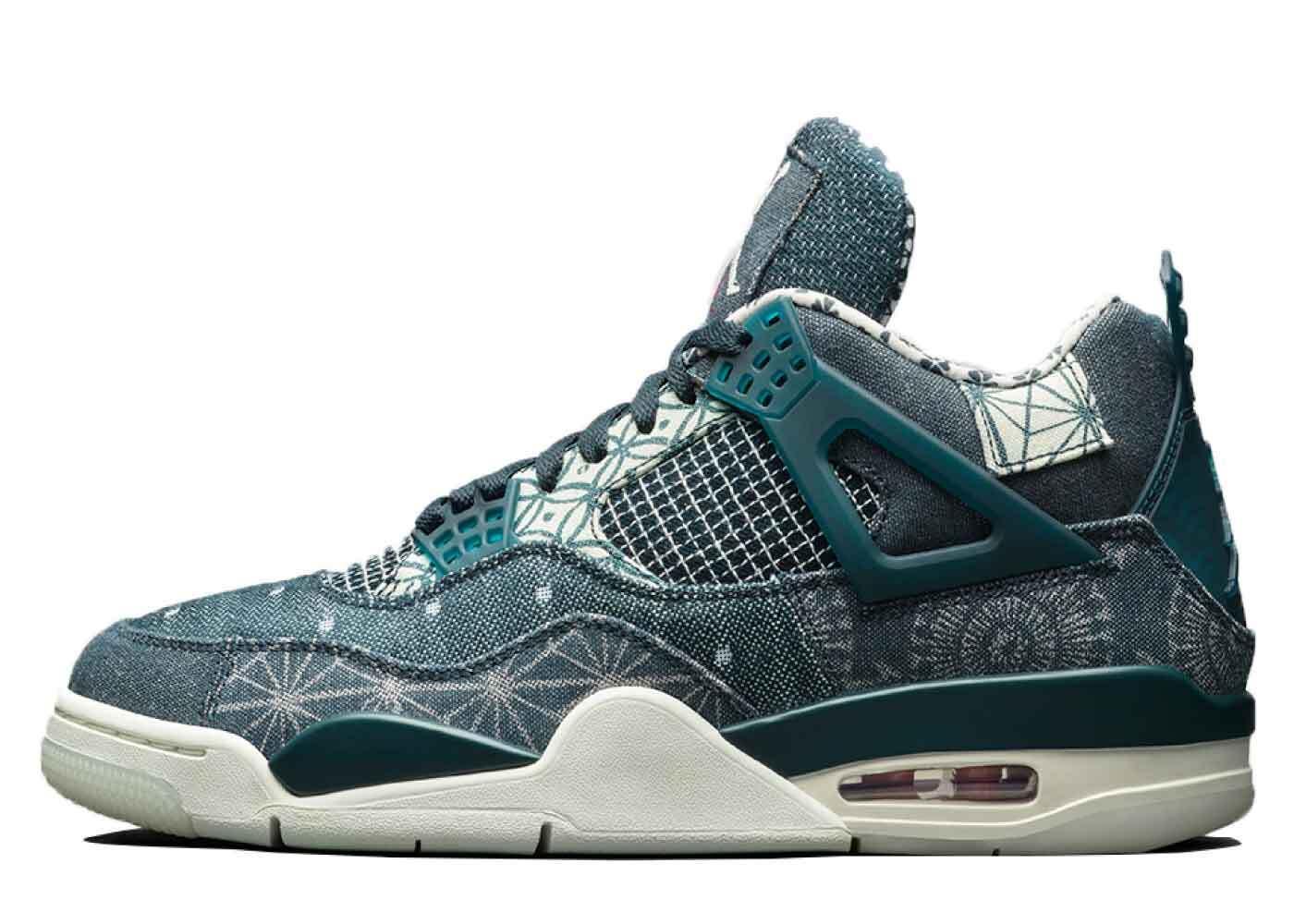 Nike Air Jordan 4 SE Sashikoの写真