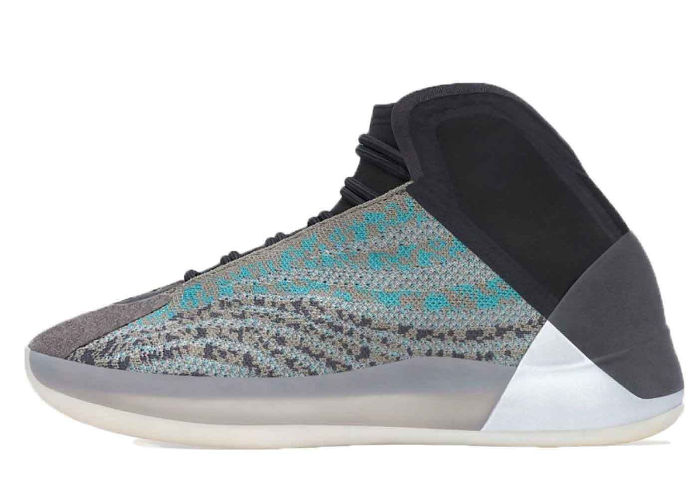 在庫あり】Adidas Yeezy Quantum Teal Blueを