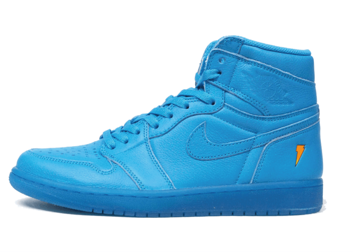 Nike AirJordan 1 Retro High Gatorade Blue Lagoonの写真