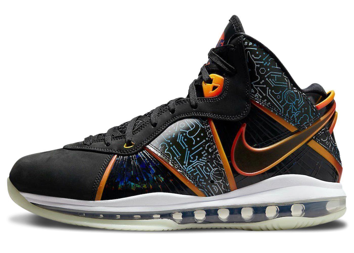 Nike Lebron 8 Space Jamの写真