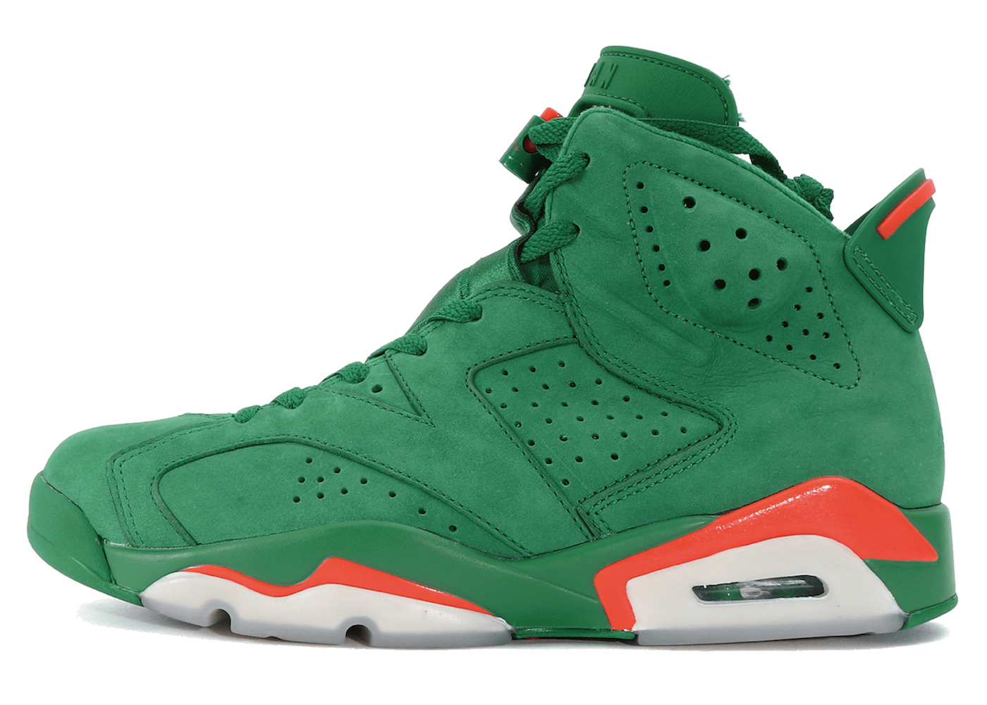 Jordan 6 Retro Gatorade Greenの写真