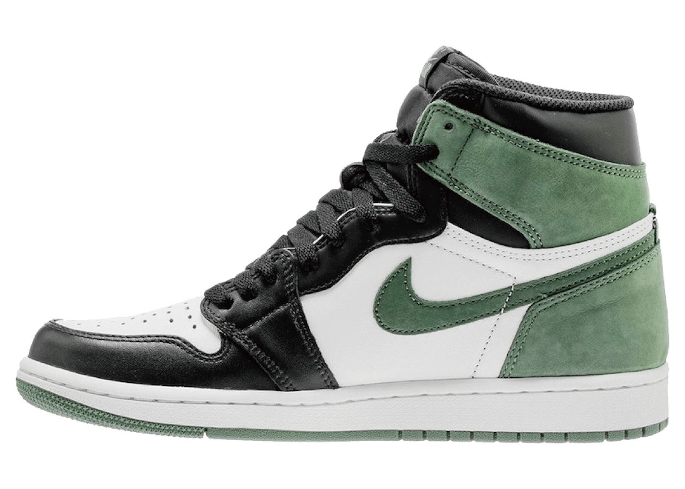 AIR JORDAN 1 RETRO HIGH OG CLAY GREENの写真