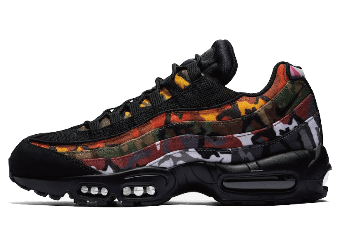 NIKE AIR MAX 95 ERDL PARTY BLACKの写真
