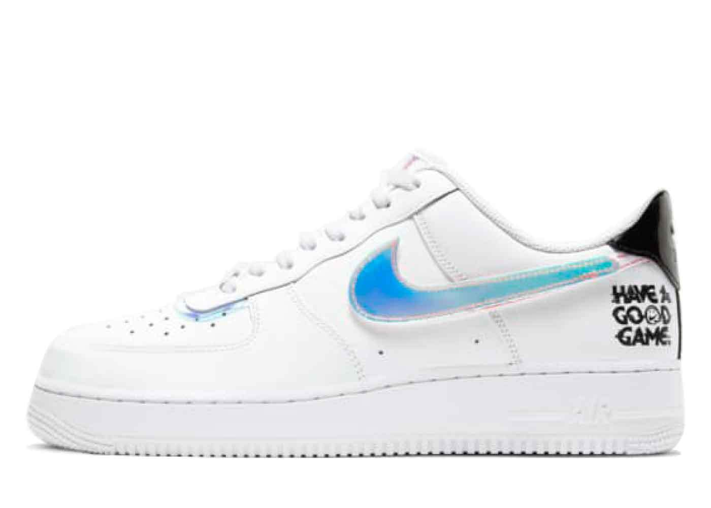 Nike Air Force 1 07 Have a Good Gameの写真