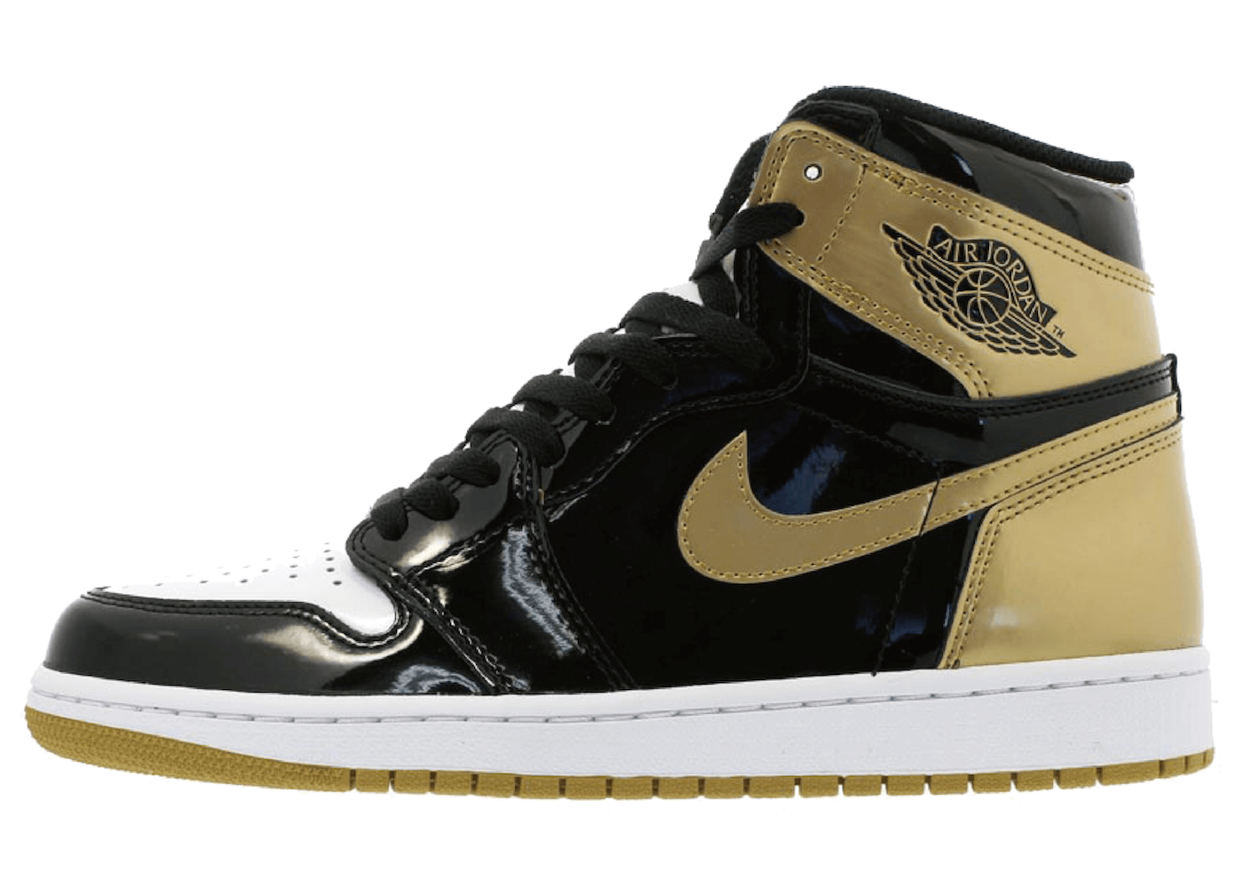 Nike Air Jordan 1 Retro High Gold Top 3 (2017)の写真