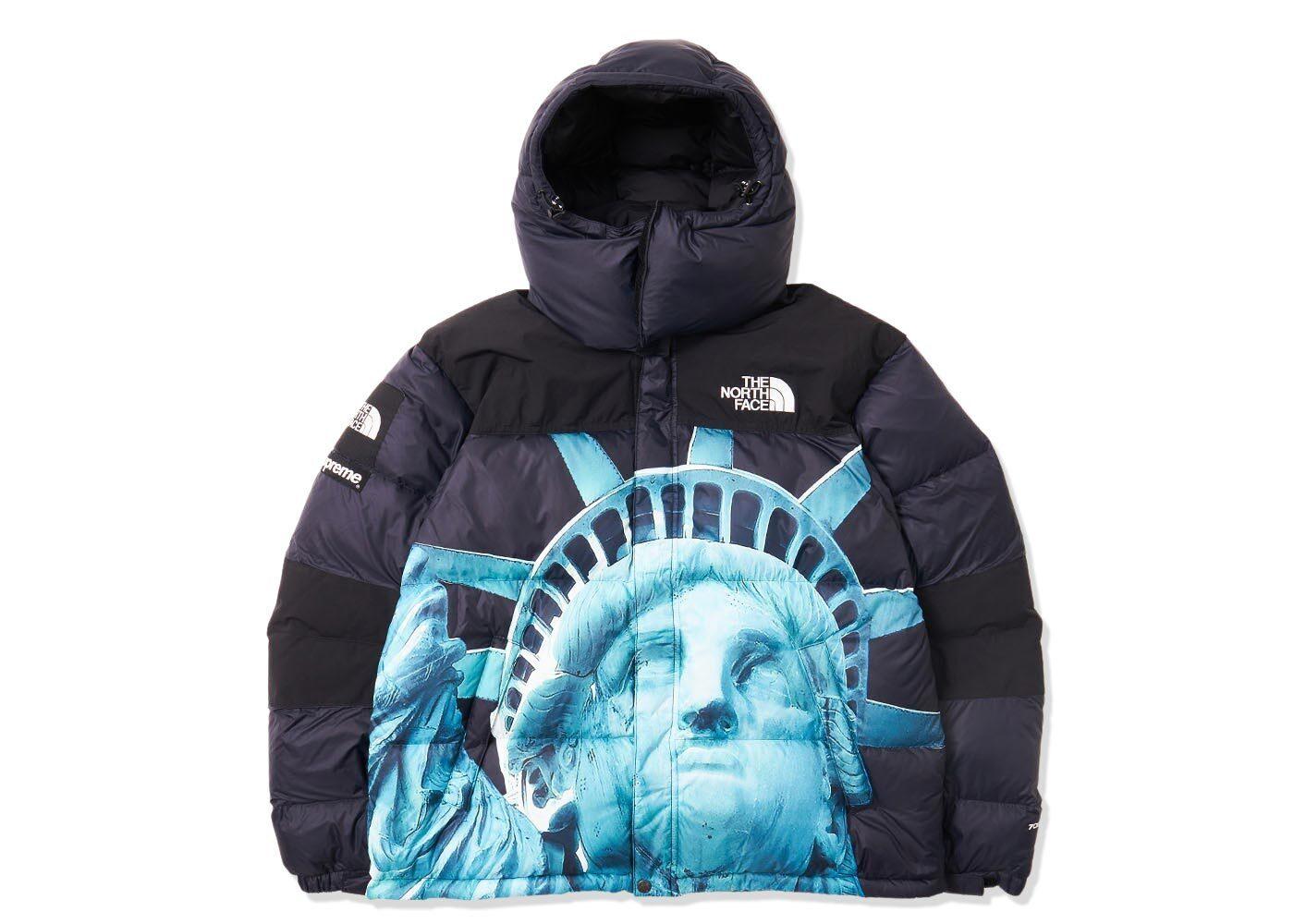 Supreme The North Face Statue of Liberty Baltoro Jacket Blackの写真