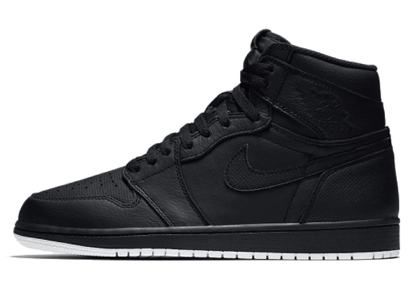 Jordan 1 Retro Black Perforatedの写真