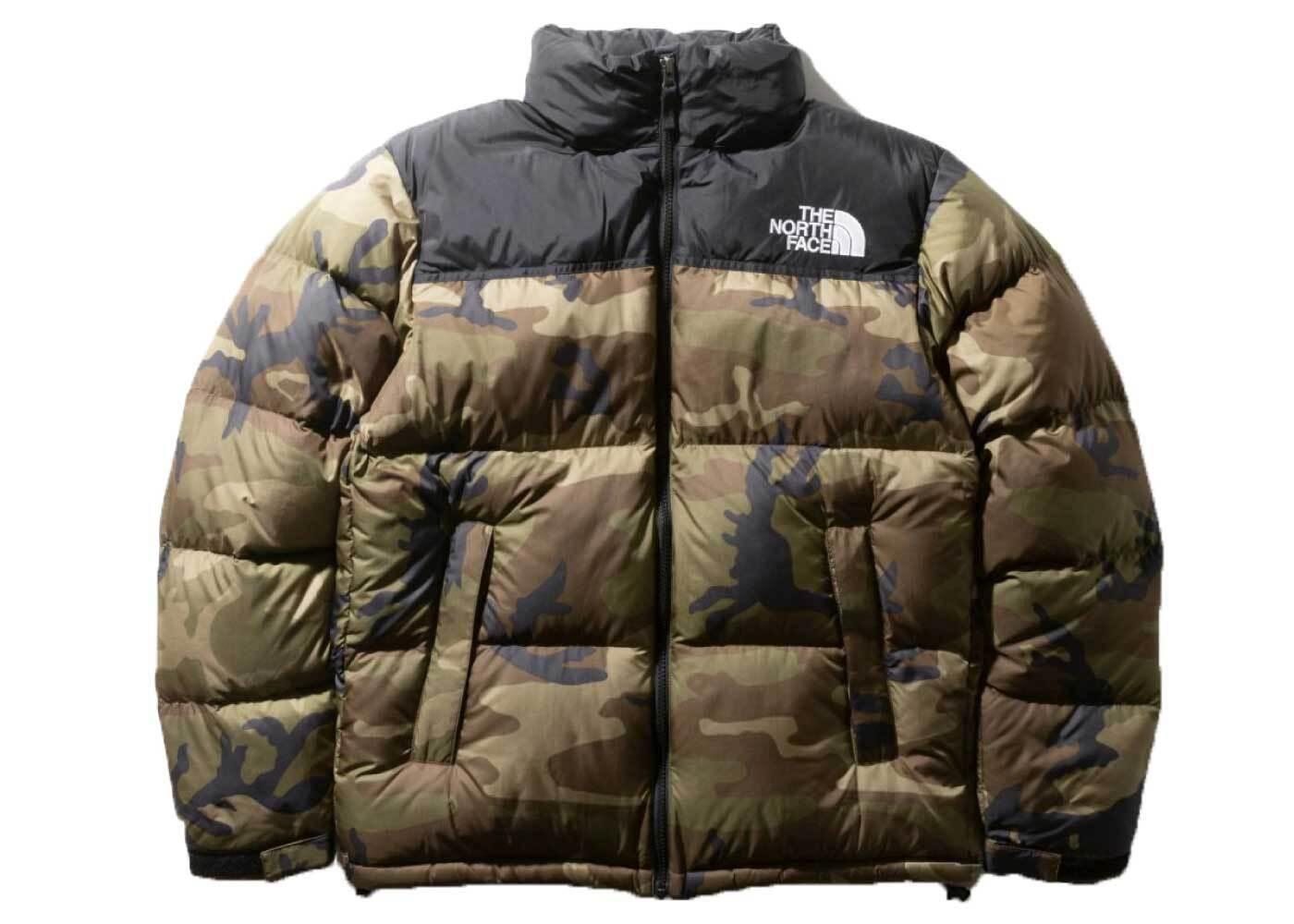 The North Face NV Nuptse Jacket WDの写真