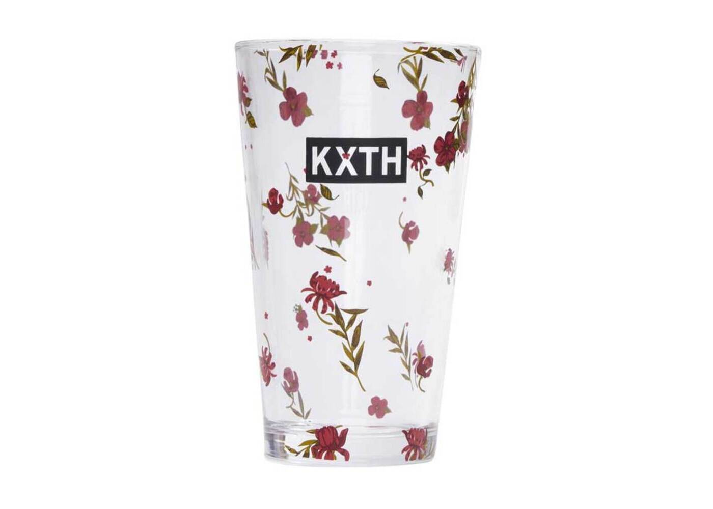 Kith Summer Floral Pint Glass Pyreの写真