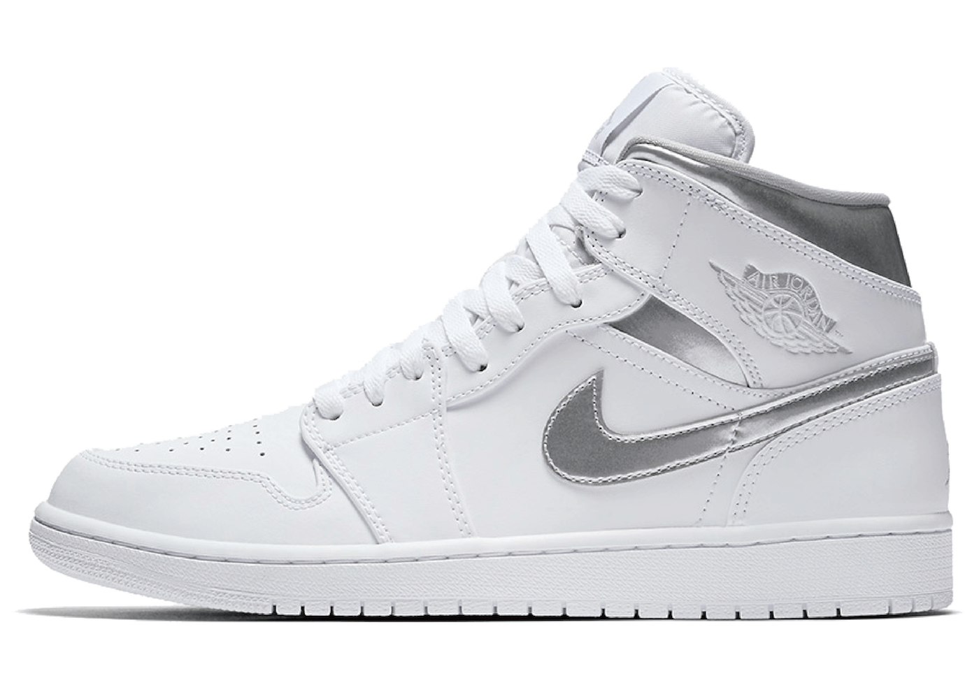 Jordan 1 Retro Mid Pure Moneyの写真