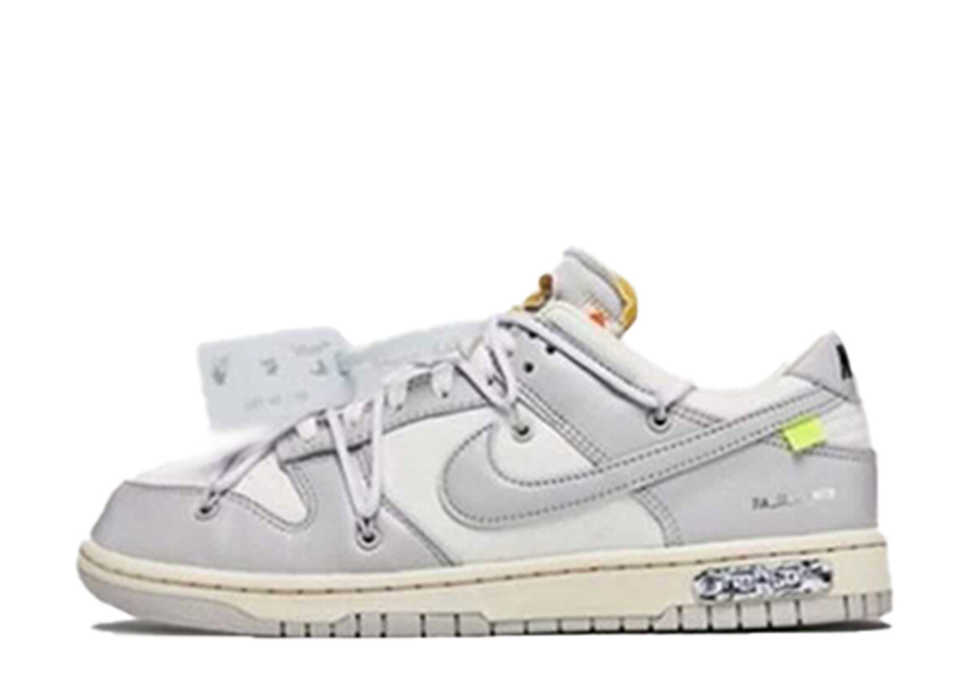 Off-White × Nike Dunk Low The 50 Collection 50 of 49の写真