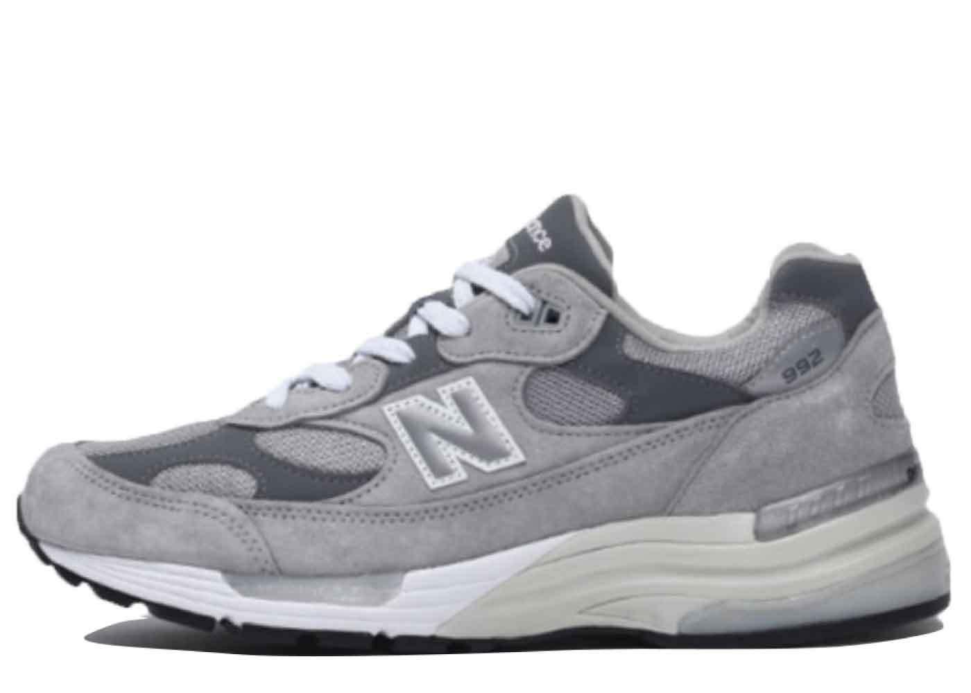 New Balance 992 Greyの写真