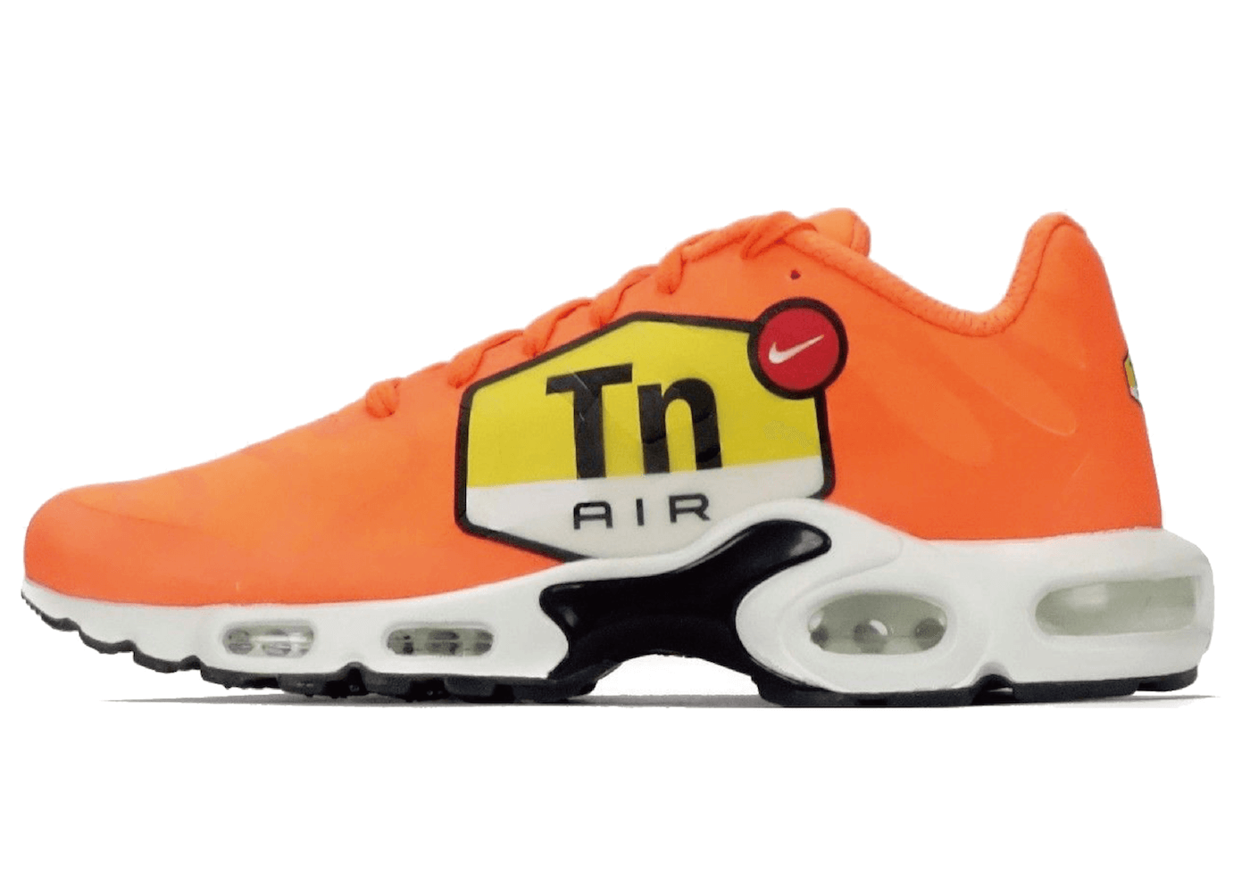Air Max Plus Big Logo Total Orangeの写真