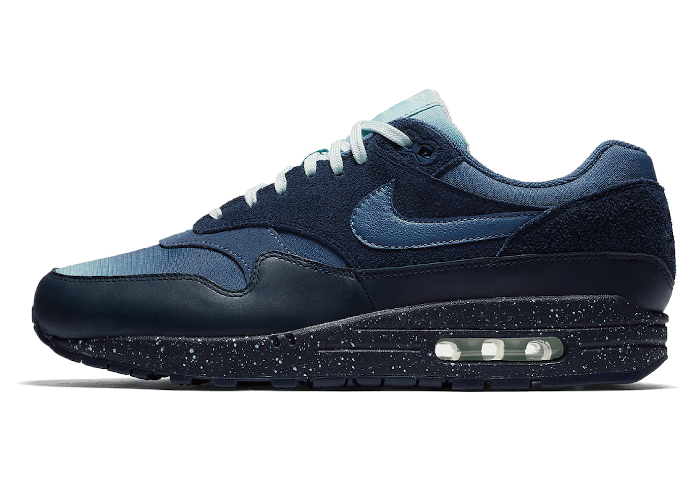 Air Max 1 Gradient Toe Obsidianの写真