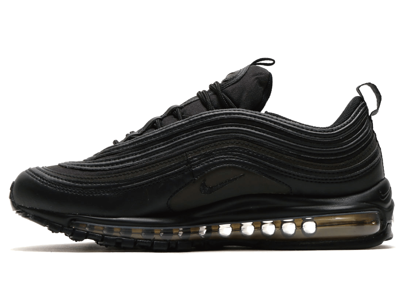 Air Max 97 Black Reflective Goldの写真