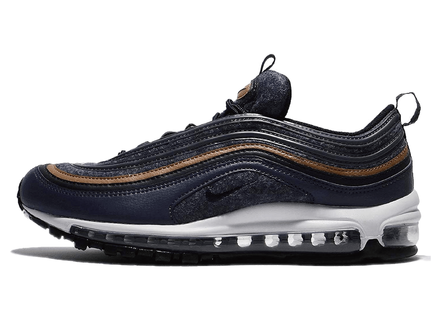 Air Max 97 Wool Thunder Blueの写真