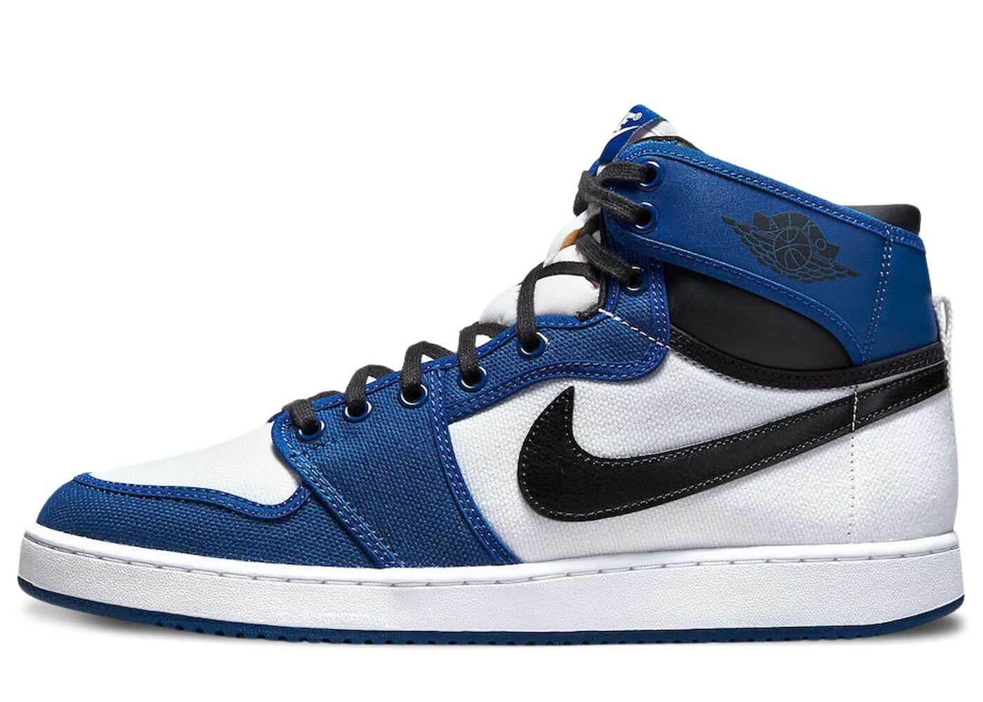 Nike Air Jordan 1 KO Storm Blueの写真