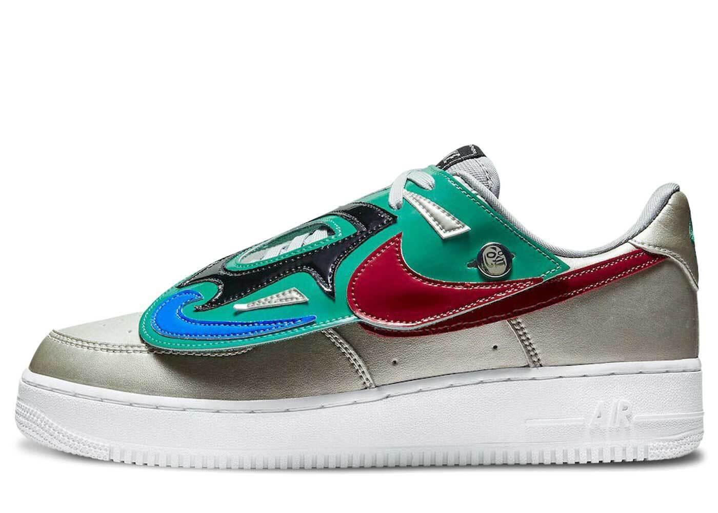 Nike Air Force 1 Low Lucha Libreの写真