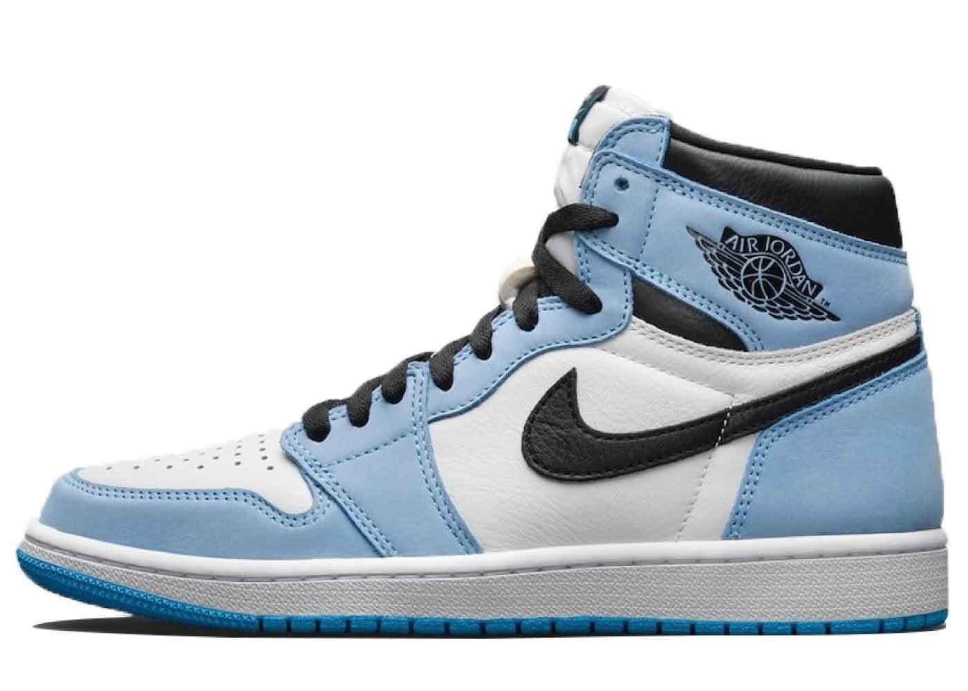 Nike Air Jordan 1 Retro High OG University Blueの写真