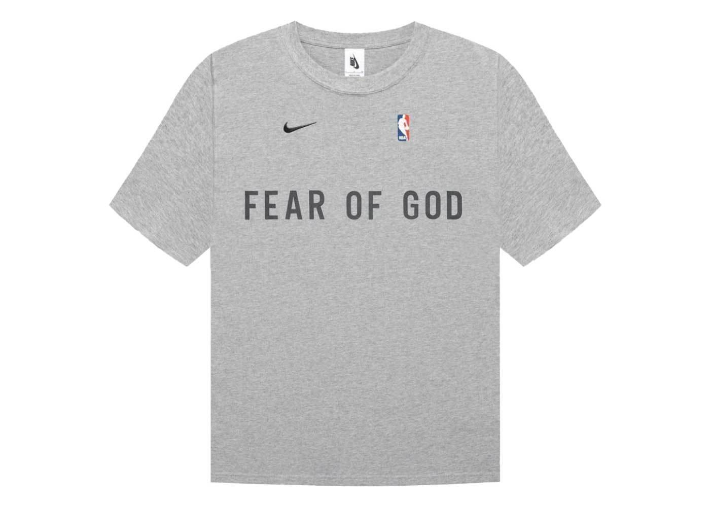 Nike × Fear of God M NRG W TOP Greyの写真
