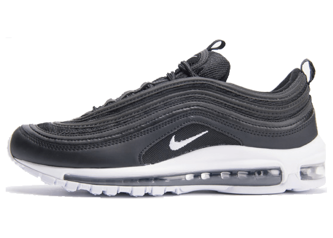 Air Max 97 Black Whiteの写真