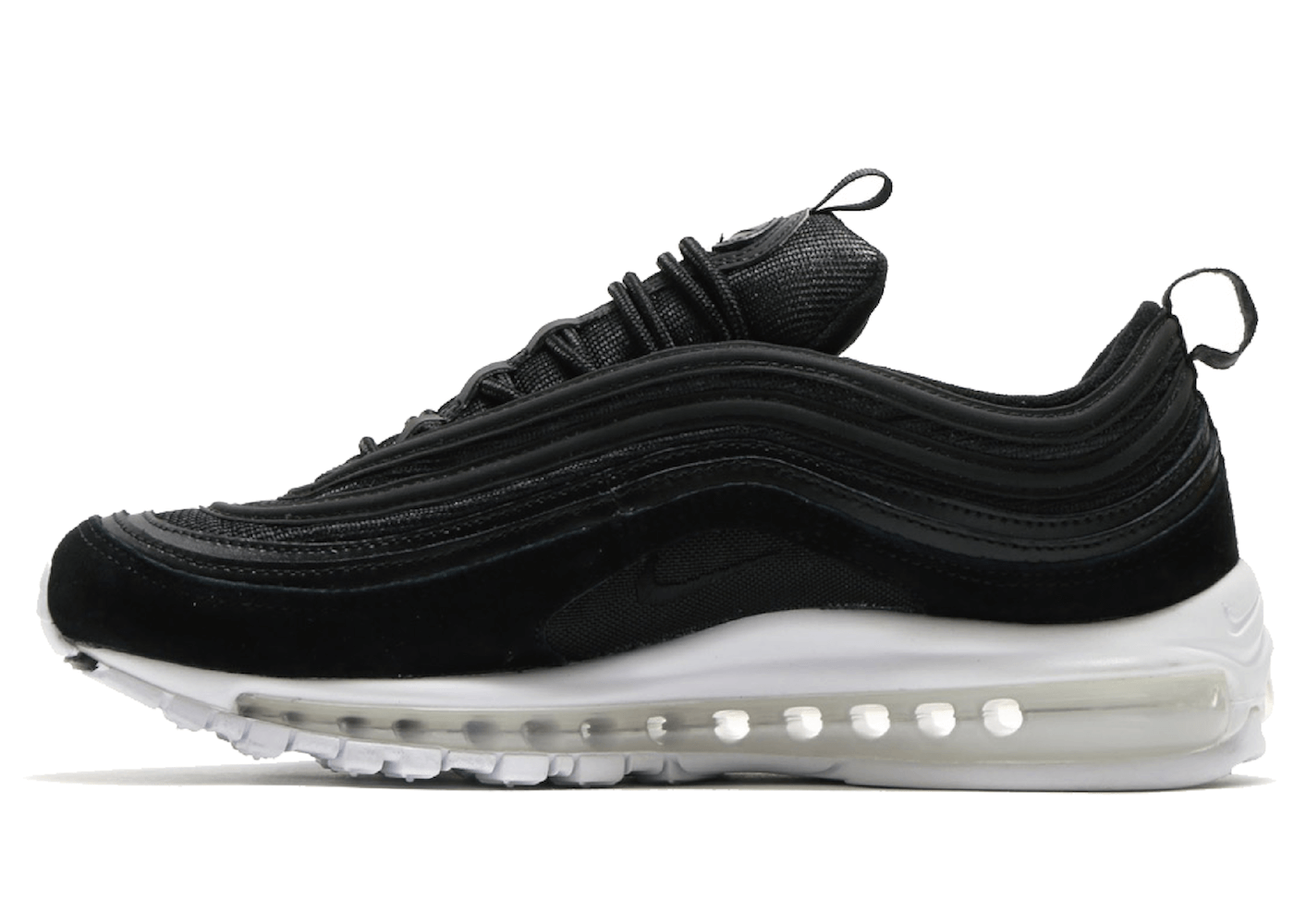 Air Max 97 PRM Black Whiteの写真