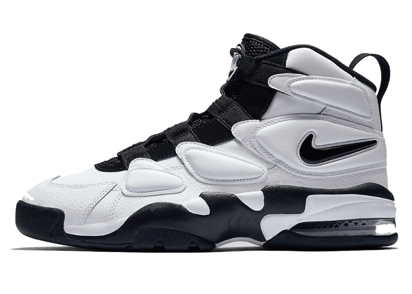Air Max 2 Uptempo 94 OG White Black (2017)の写真