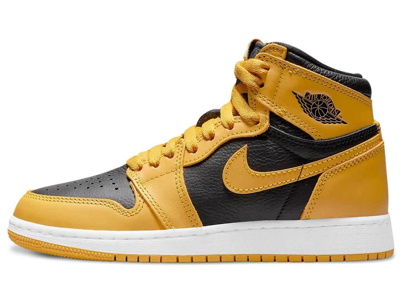 Nike Air Jordan 1 High OG Pollen GSの写真