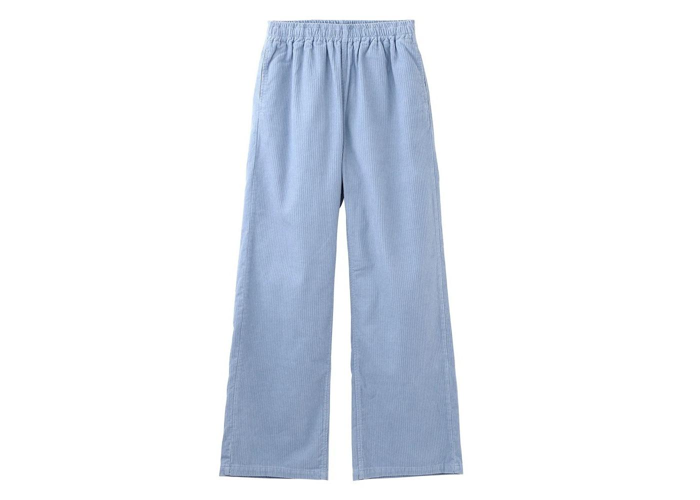 X-girl Corduroy Easy Pants Ltblueの写真