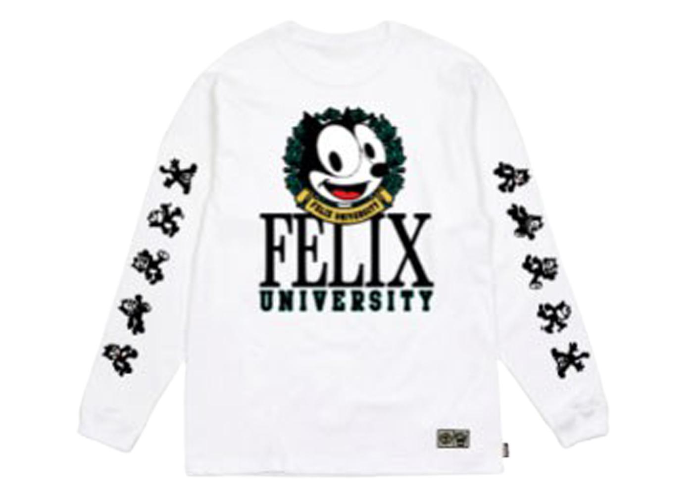Felix × Levi's LS Relaxed Tee Whiteの写真