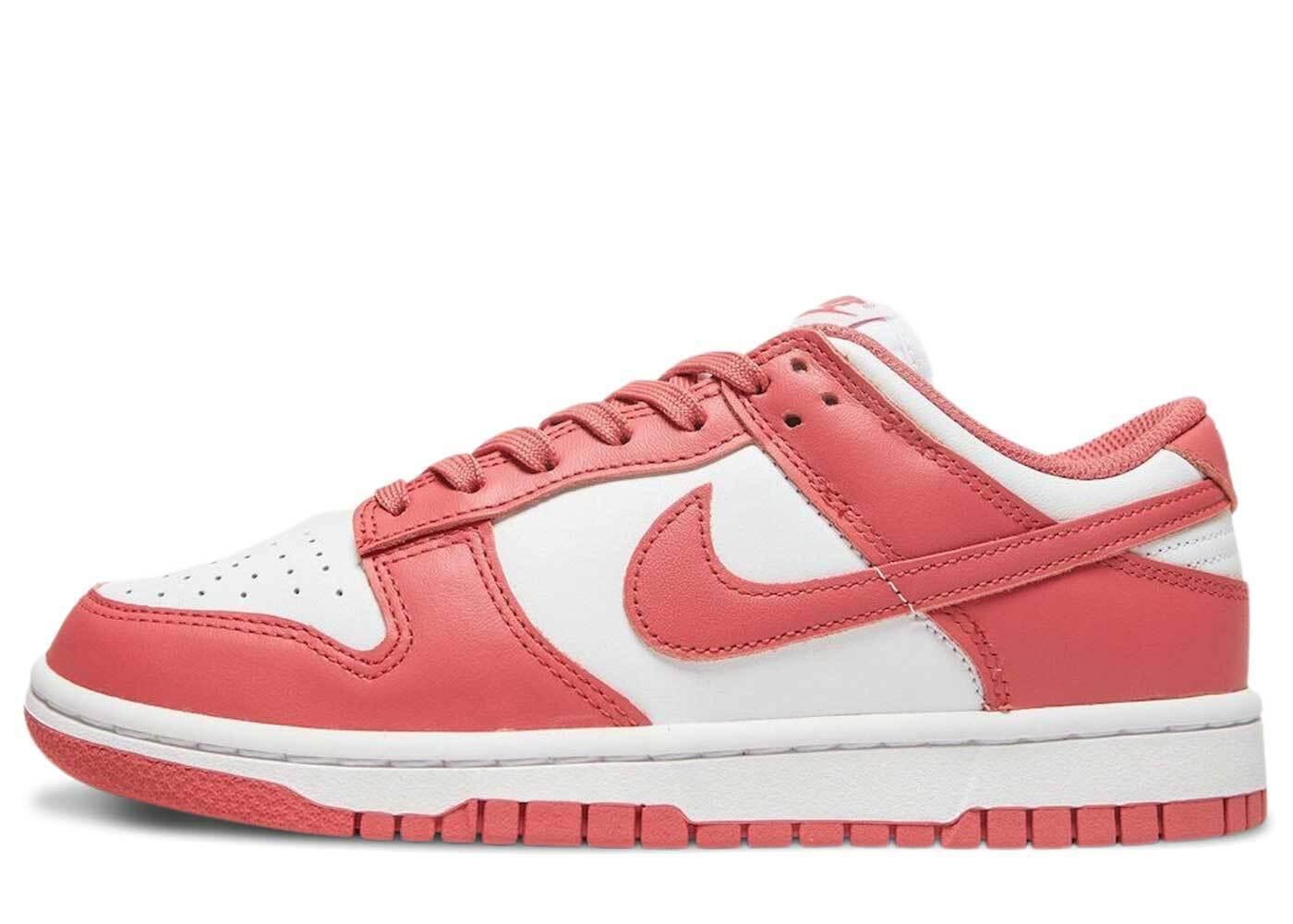 Nike Dunk Low SE White Pink Womensの写真
