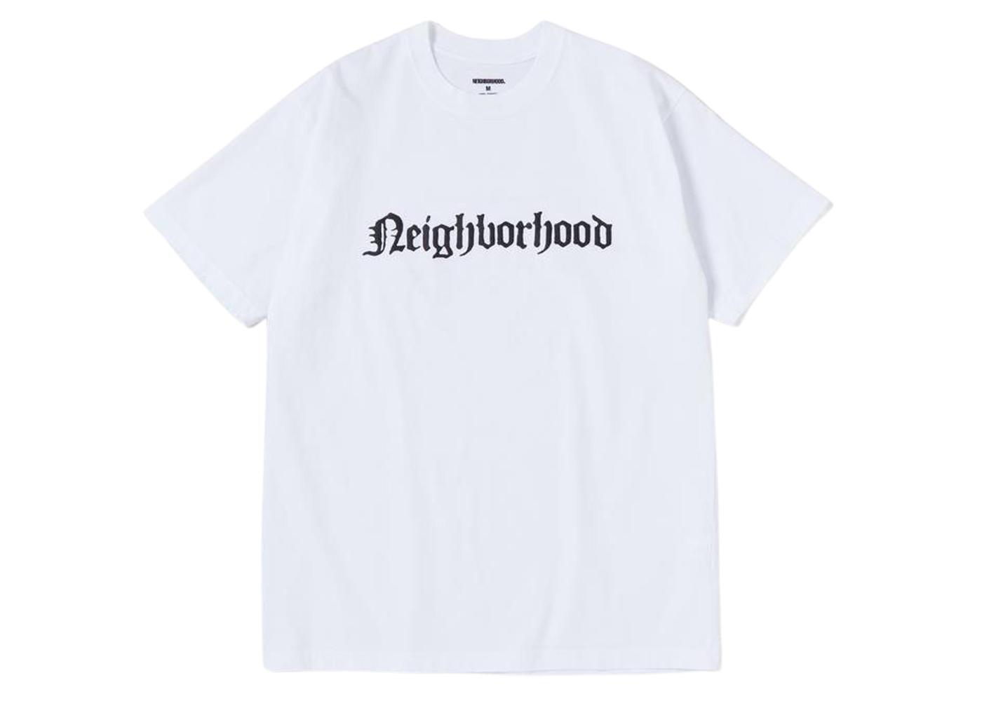 Neighborhood 3204 C-Tee SS Whiteの写真