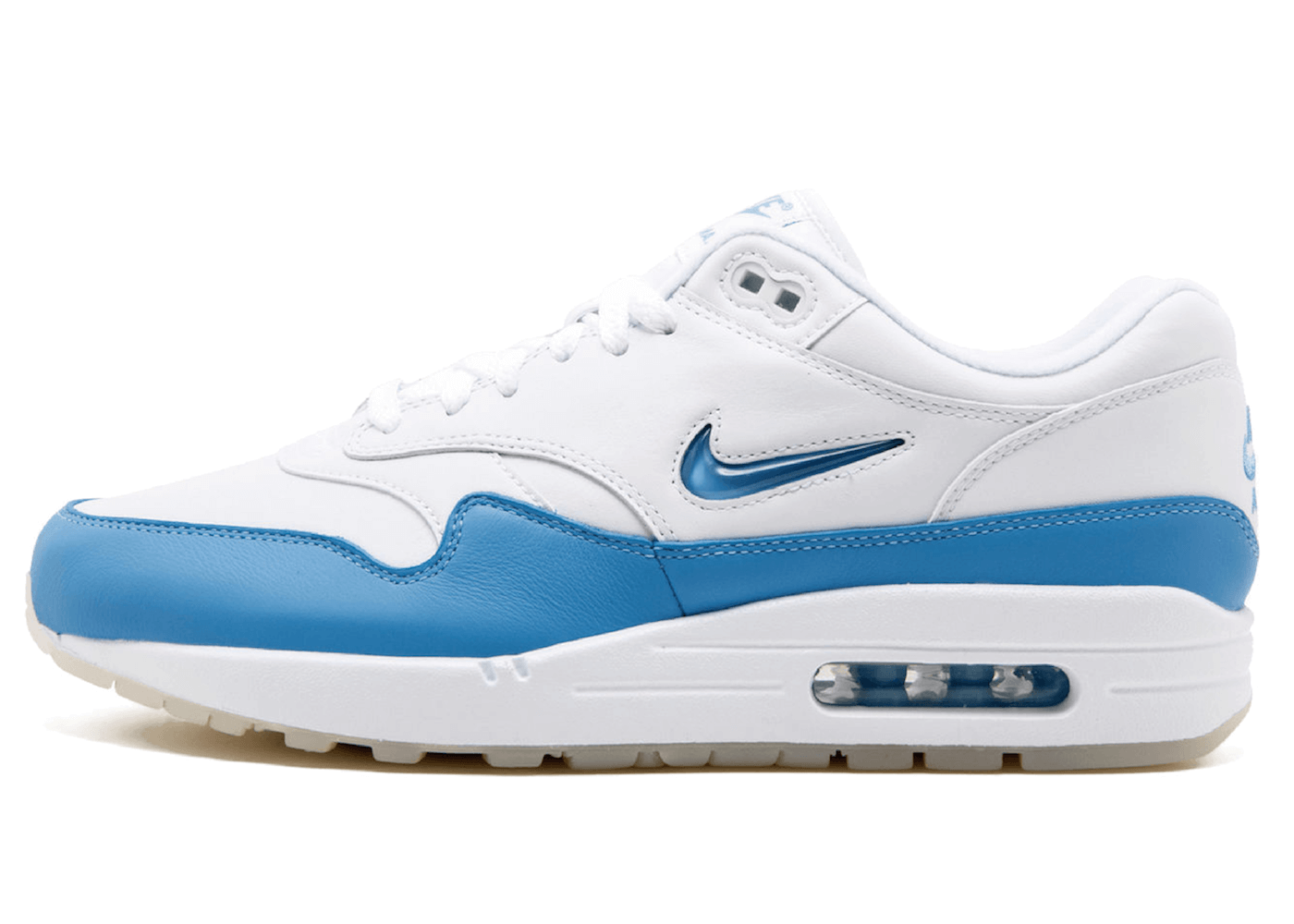 Air Max 1 Jewel University Blueの写真
